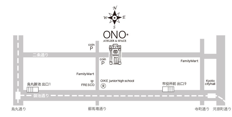 ONO*Map