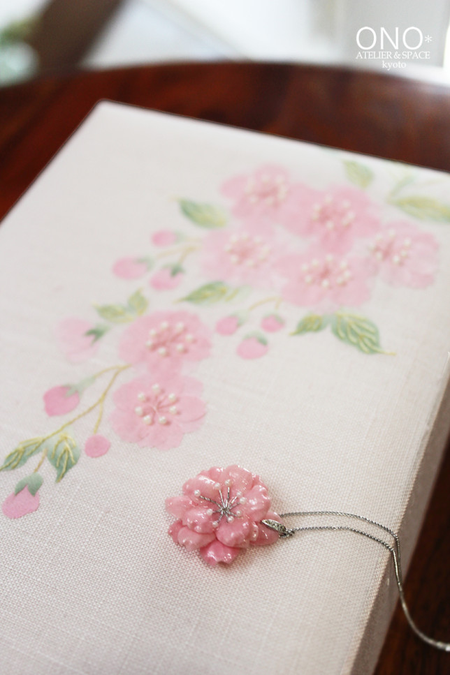 桜コラージュアクセサリー