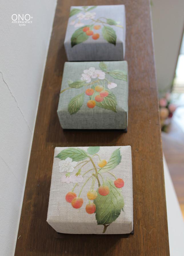 桜桃 香箱