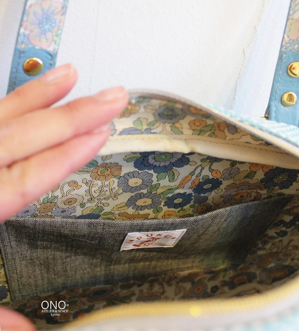 PUKU*雑貨店 春のお出かけ布雑貨